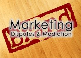 marketing brand disputes and consulting