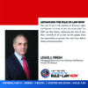 Dallas Bar to host Louis Freeh for Law Day Celebration